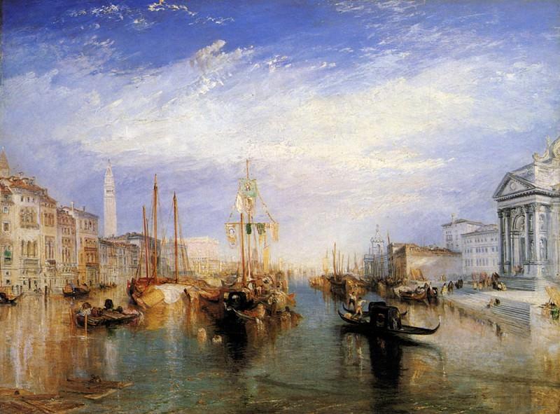 Turner Joseph Mallord William The Grand Canal Venice. Joseph Mallord William Turner