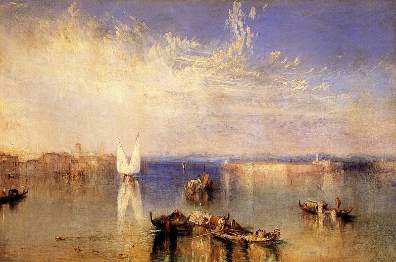 Turner Joseph Mallord William Campo Santo Venice. Joseph Mallord William Turner
