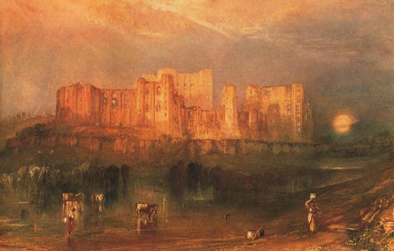 Turner Joseph Mallord William Kenilworth Castle. Joseph Mallord William Turner