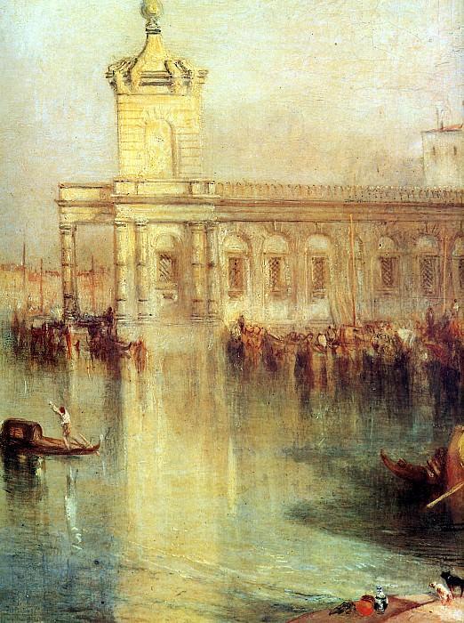 Turner Joseph The Dogana San Giorgio Sun. Joseph Mallord William Turner