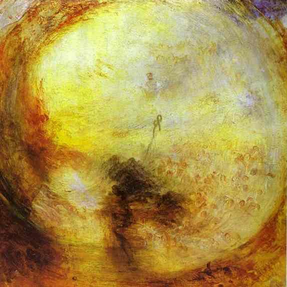 William Turner - Light and Colou. Joseph Mallord William Turner