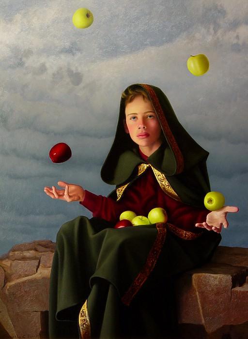 a juggler4 21ARC. Timothy C Tyler