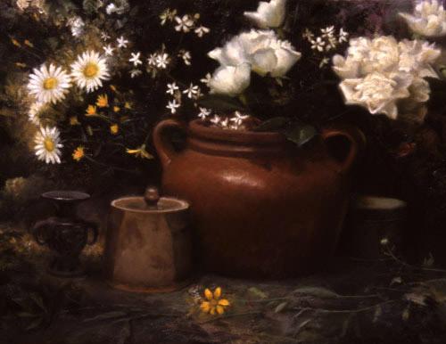 wildflowers and roses. Тимоти С Тайлер