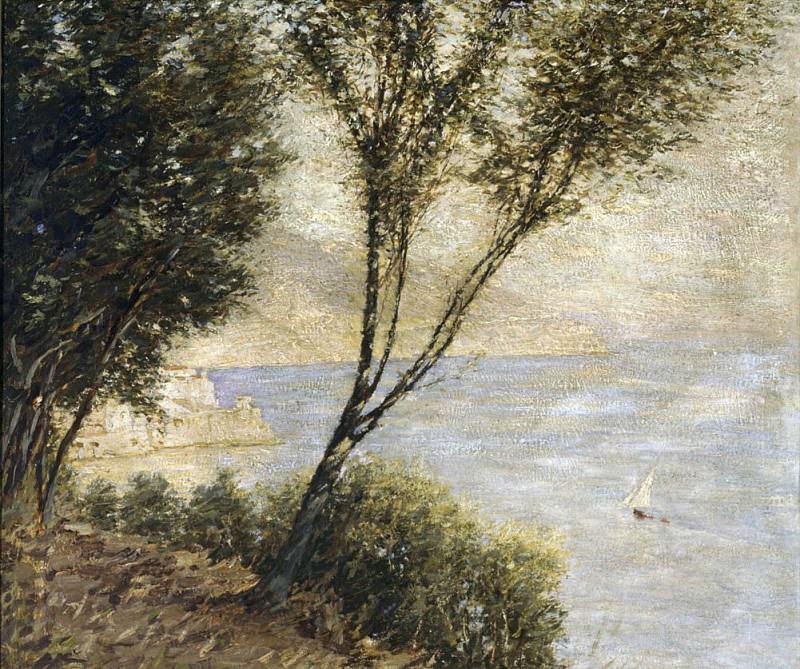 Italian Coast. Henry Herbert La Thangue