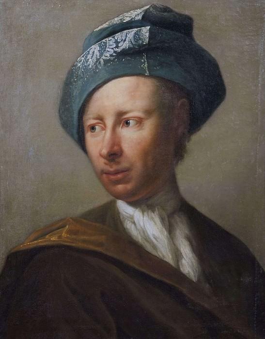 Gustaf Abraham Piper (1692-1761), Major General, Governor of the Ostrobothnia. Johann Gottfried Tannauer