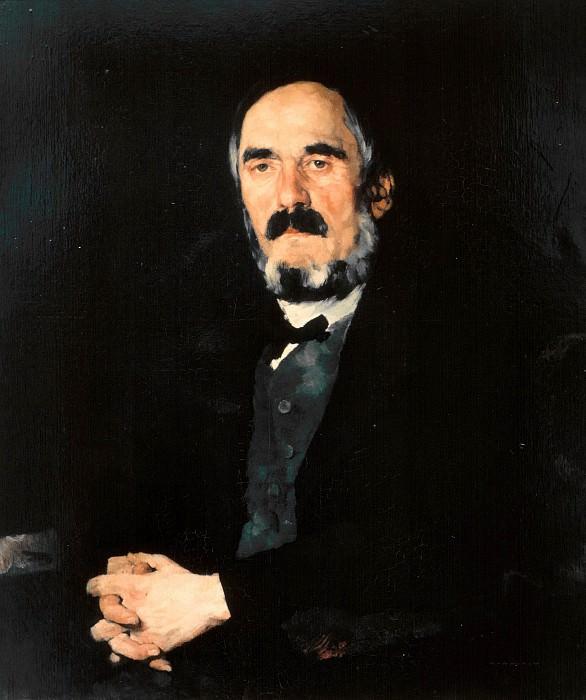 Mayor Wilhelm Hoffmeister. Wilhelm Trubner