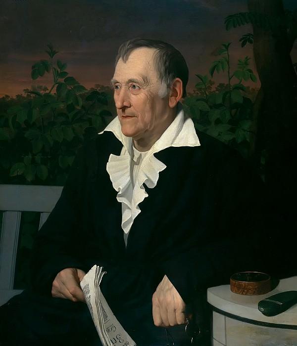 Мужской портрет. Кристиан Туника