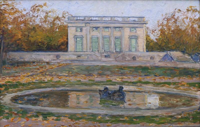 Petit Trianon, Autumn. Martha Tynell