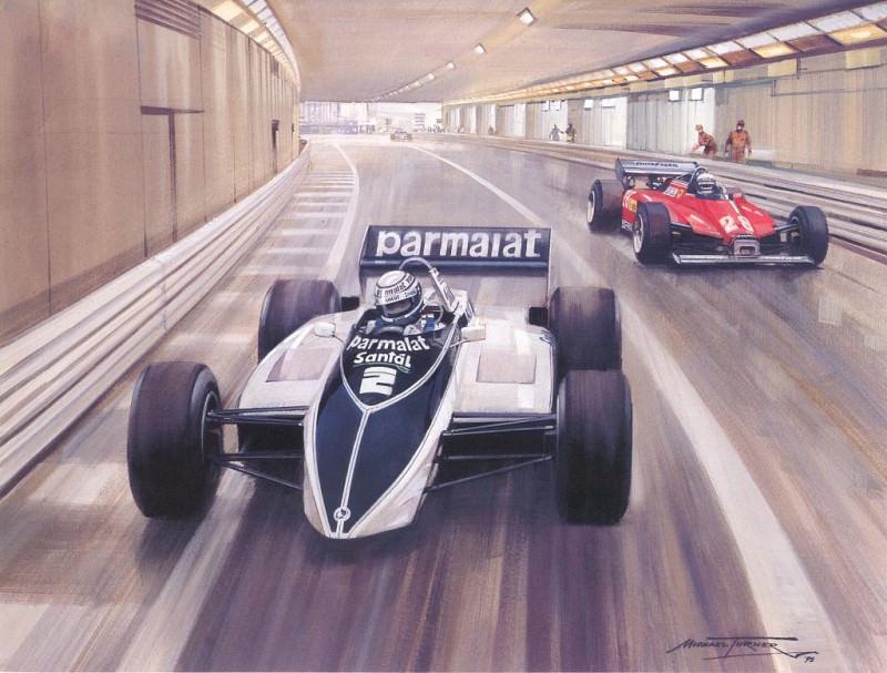 Cmamtmon 044 1982 patrese win for brabham in extraordinary. Michael Turner