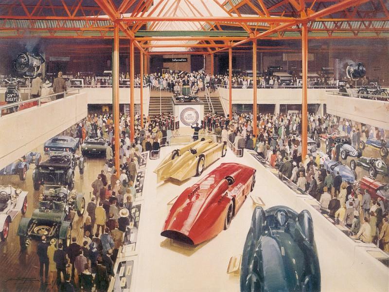c mtl national motor museum beaulieu. Майкл Тернер