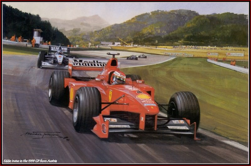 c painting 009 large. Michael Turner