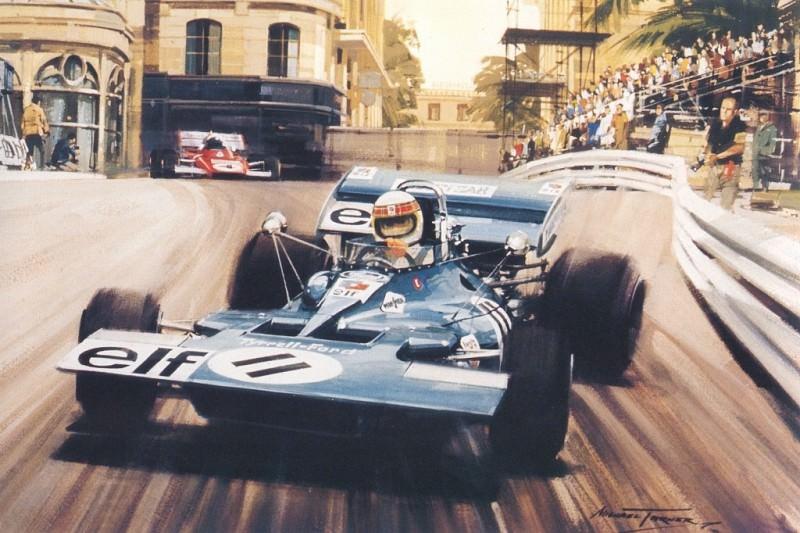 Cmamtmon 028 1971 stewart tames his rivals. Michael Turner