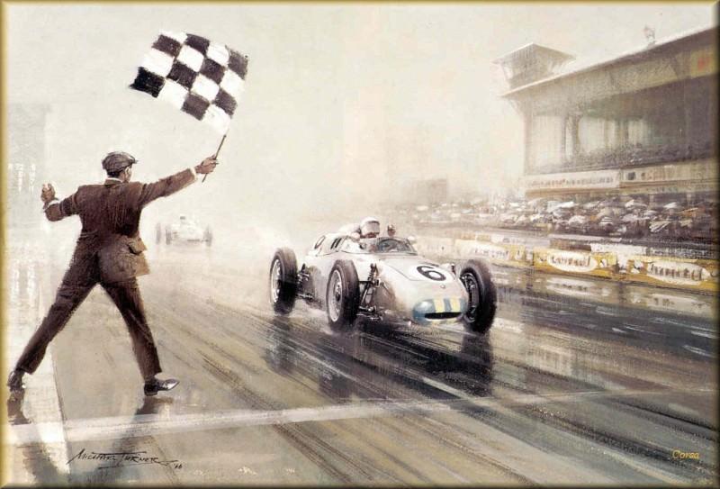 CorsaScan 018 Jo Bonnier Wins The Ring 1960. Michael Turner