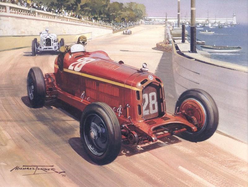 Cmamtmon 004 1932 nuvolari wins in a nail bitting finish. Michael Turner