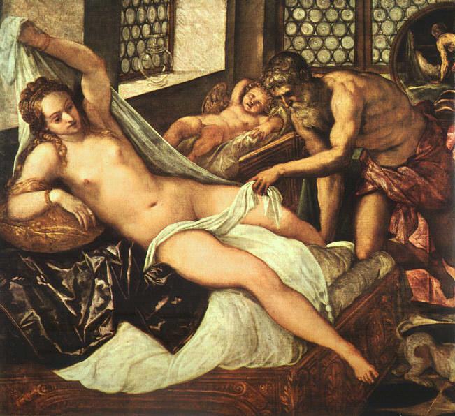Tintoretto, Jacopo Robusti (Italian, 1518-1594)2. Tintoretto (Jacopo Robusti)