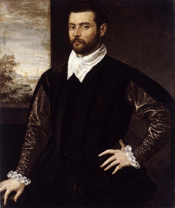 Портрет мужчины. Доменико Тинторетто