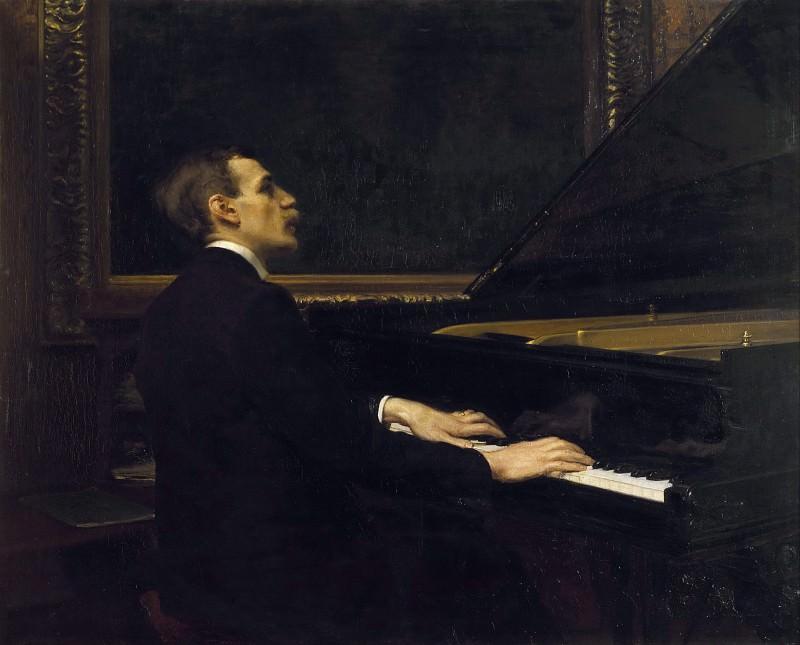 Vilhelm Stenhammar (1871-1927). Robert Thegerström