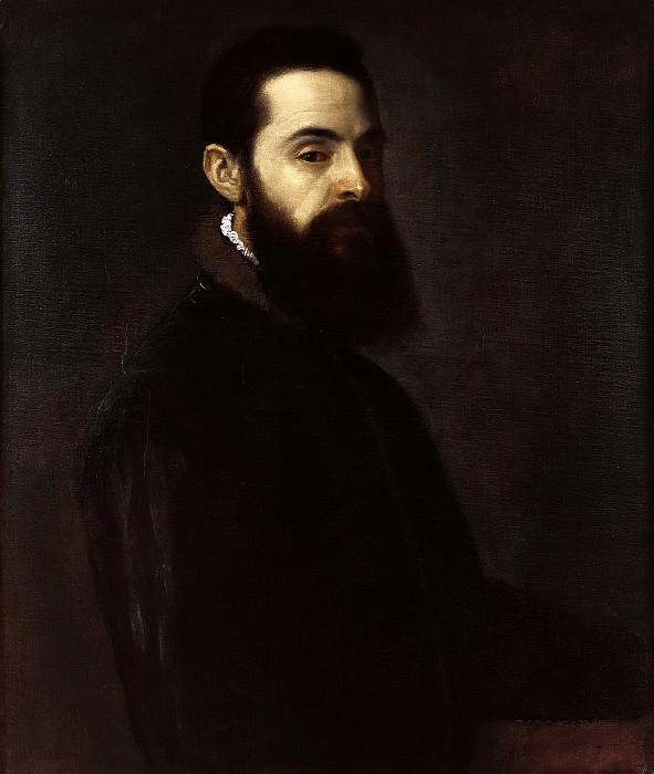 Portrait of Antonio Anselmi. Titian (Tiziano Vecellio)