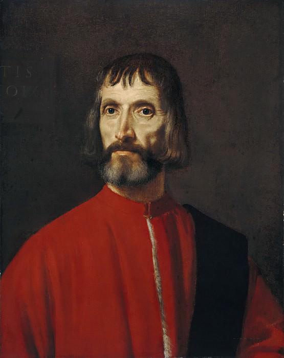 Andrea dei Franceschi. Titian (Tiziano Vecellio)