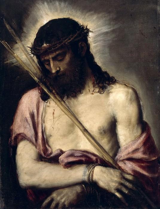 Ecce Homo. Titian (Tiziano Vecellio)