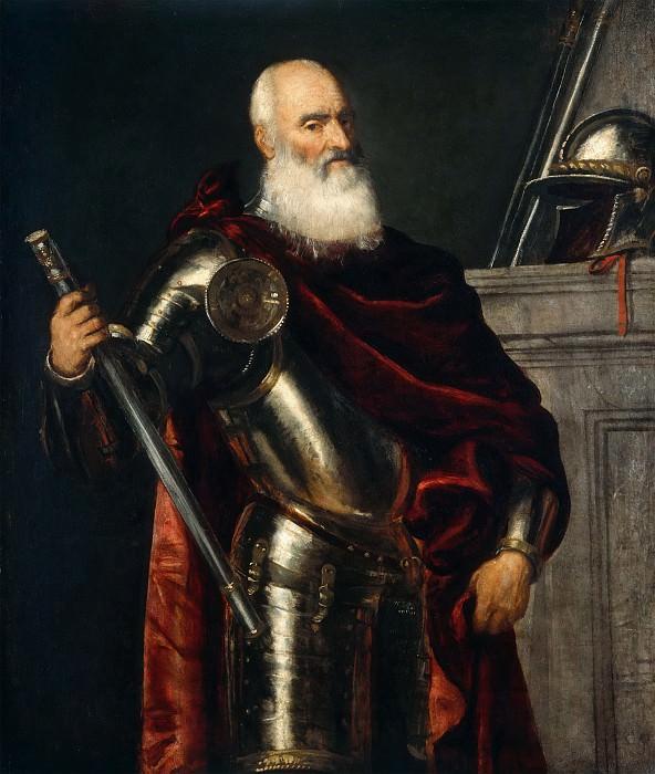 Vincenzo Cappello. Titian (Tiziano Vecellio)