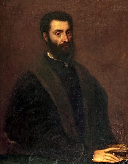 Портрет Спероне Сперони (1500-1588). Тициан (Тициано Вечеллио)
