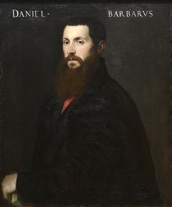 Daniele Barbaro. Titian (Tiziano Vecellio)