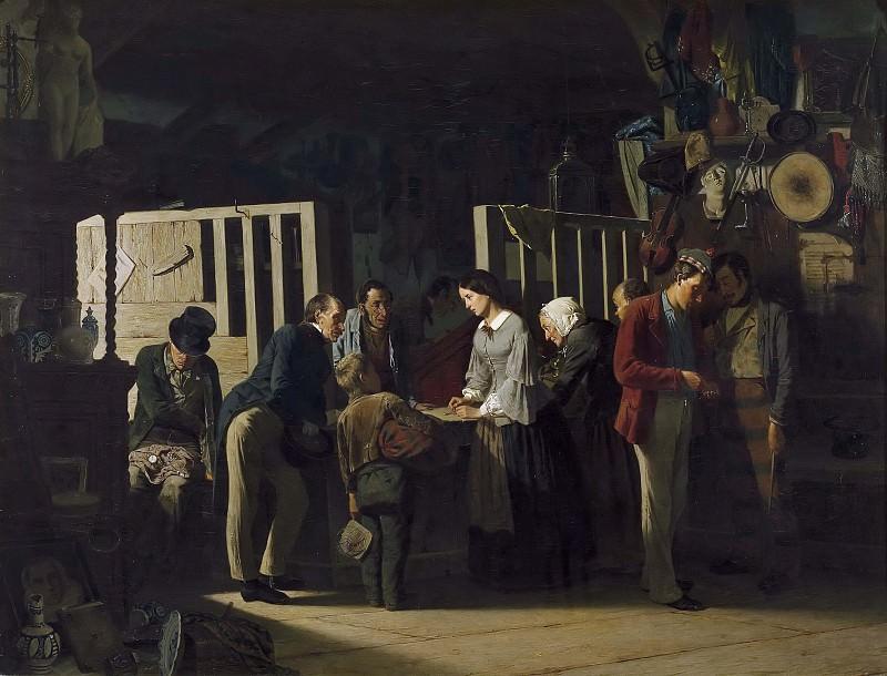 The Pawn Shop II. Carl de Unker
