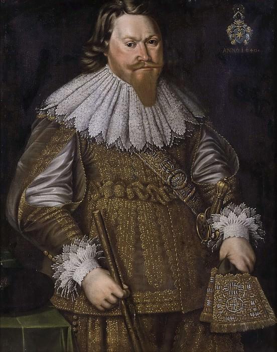 Erik Gyllenstierna of Ulaborg (1602-1657). Unknown painters