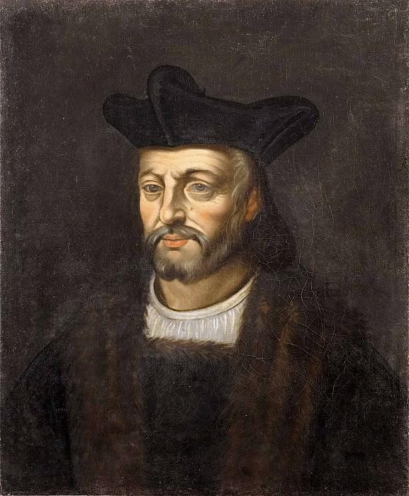 François Rabelais (ca1494-1553). Unknown painters