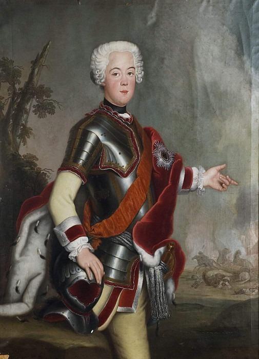 Август Уильям (1722-1758), принц Пруссии. Неизвестные художники