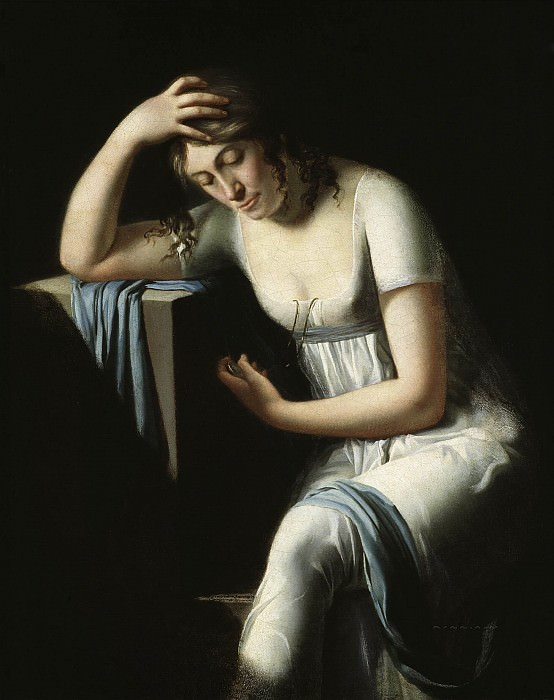 Magdalena Rudenschöld (1766-1823). Unknown painters