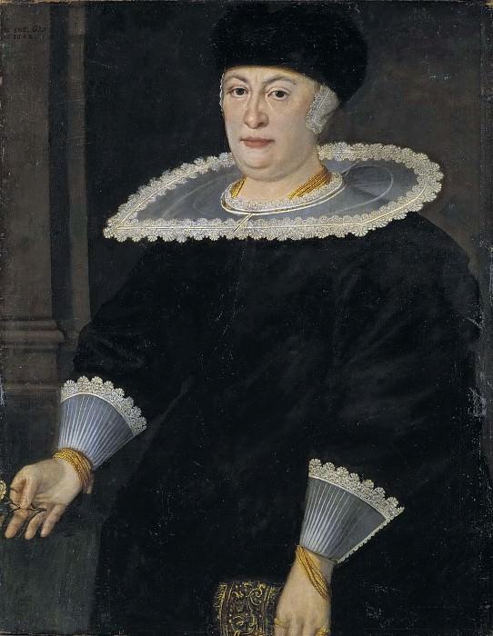 Maria von Qvickelberg (1582-1646). Unknown painters