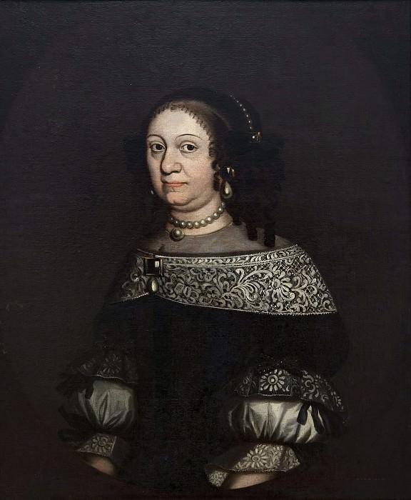 Lovisa Charlotta (1617-1676), Princess of Brandenburg, Duchess of Kurland. Unknown painters