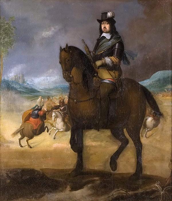 Карл X Густав (1622-1660), король Швеции, Пфальцская могила Цвайбрюкена. Неизвестные художники