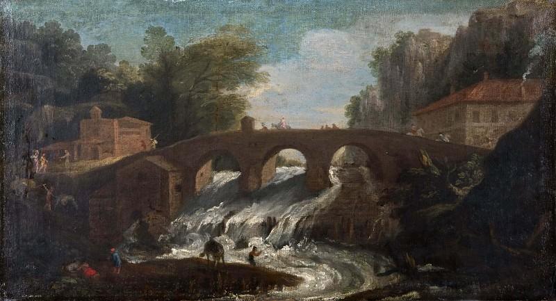 Landscape. Unknown painters