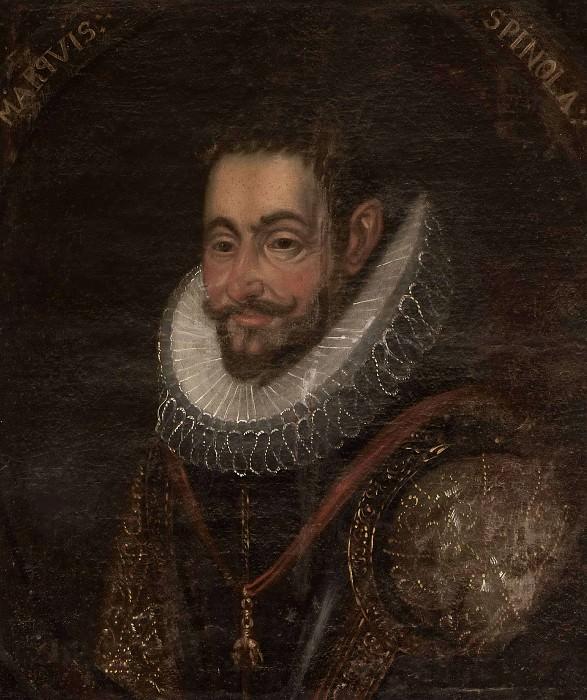 Ambrogio Spinola (1569-1630). Unknown painters