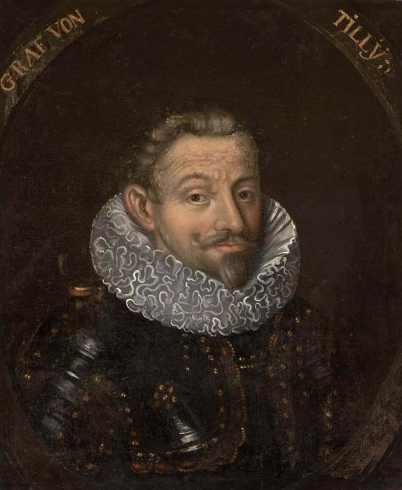Jean Tserclaes von Tilly (1559-1632), Count. Unknown painters