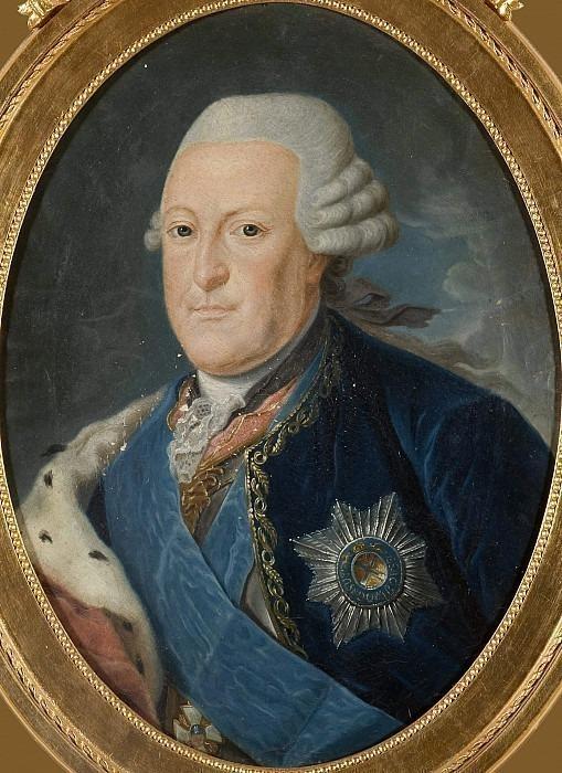 Peter von Biron (1724-1800). Unknown painters
