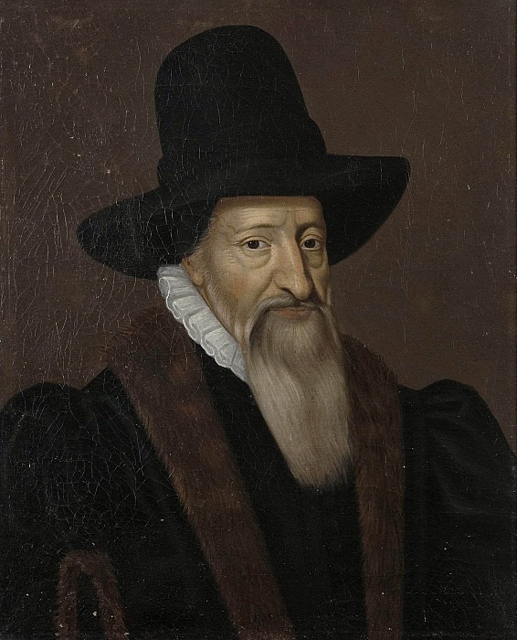 Unknown man from the 16th century. Unknown painters