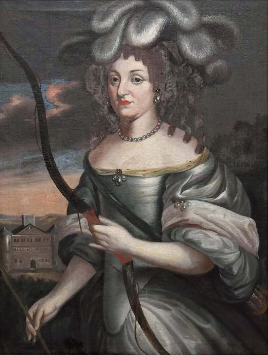 Lovisa Elisabet (1646-1690). Unknown painters
