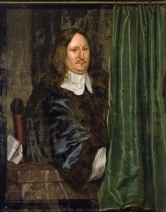 Christer Bonde (1621-1659), Freelance, Council of State, President of the Municipal Council. Unknown painters