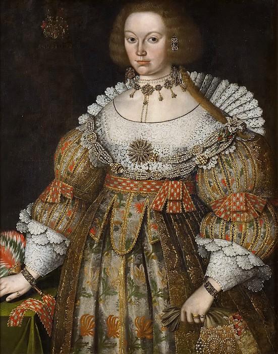 Beata von Yxkull. Unknown painters
