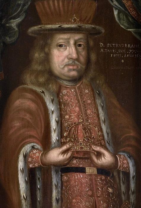 Per Brahe (1602-1680). Unknown painters