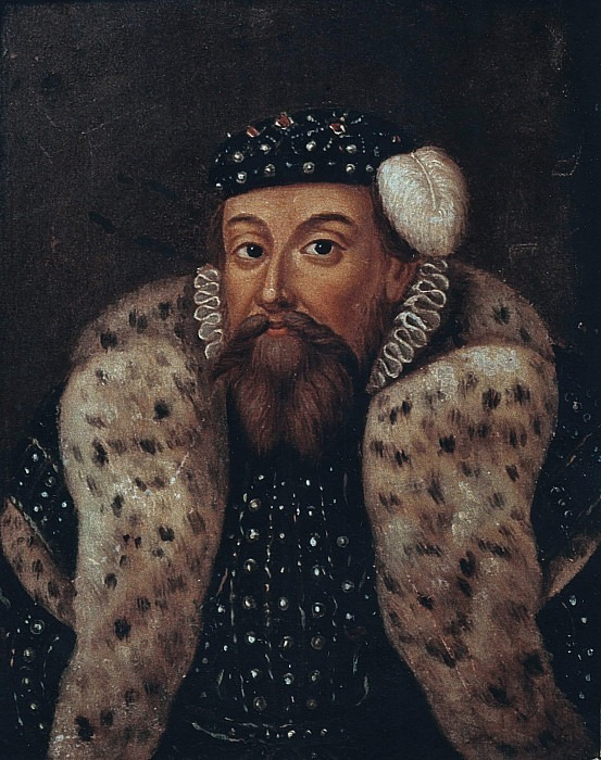 Erik XIV (1533-1577), king of Sweden. Unknown painters