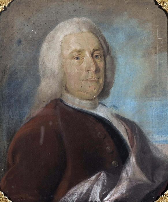 Gustaf Kierman (1702-1766), wholesaler. Unknown painters