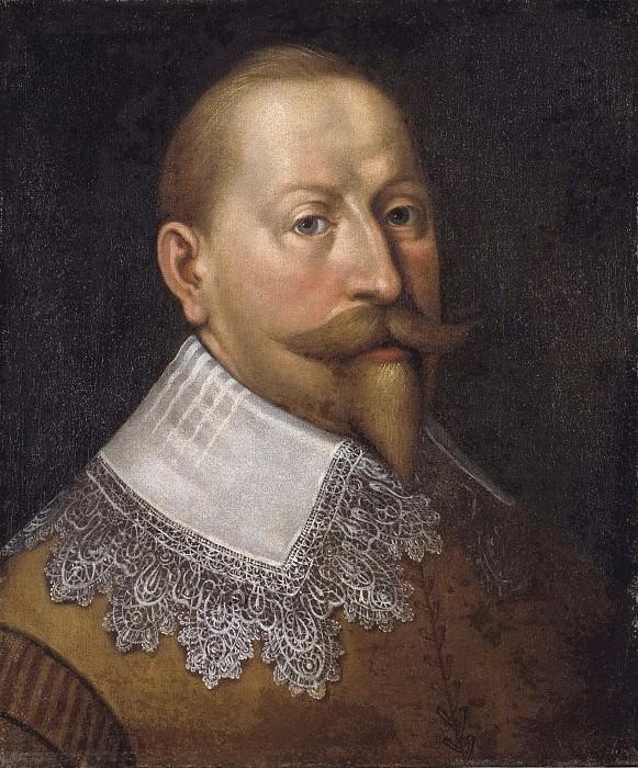 Gustav II Adolf (1594-1632), Король Швеции. Unknown painters