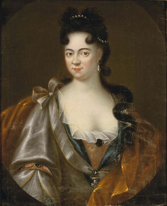 Maria Aurora von Königsmarck (1662-1728), grevinna. Unknown painters