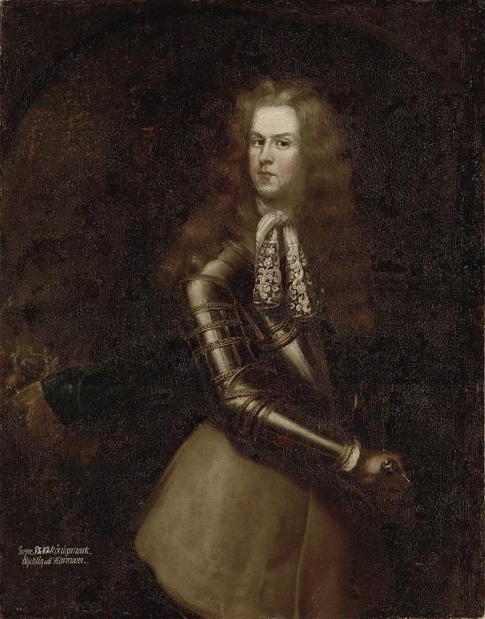 Филипп Кристоффер фон Кенигсмарк. Неизвестные художники