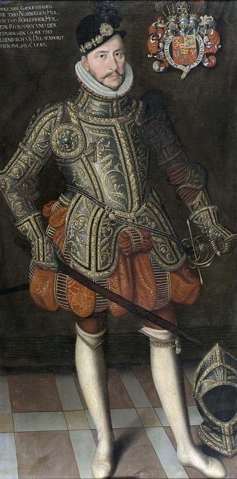 Adolf (1526-1586), Duke of Holstein-Gottorp. Unknown painters